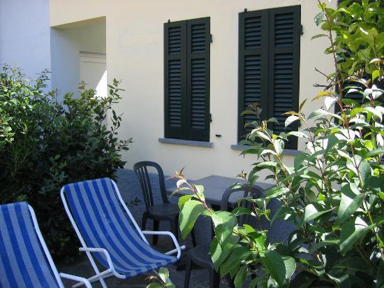 Cinqueterre Residence: My Terrace