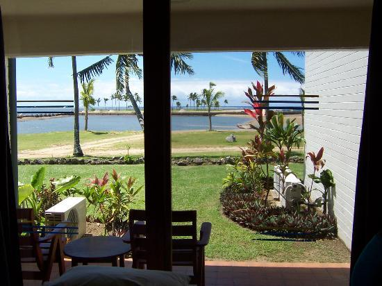 Naviti Resort : view from our room