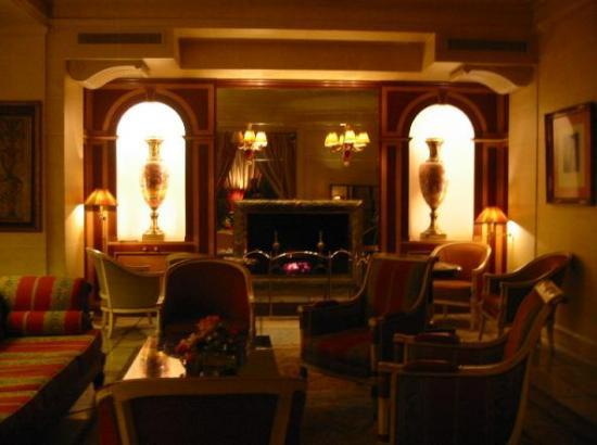 Hotel Napoleon Paris: Lounge