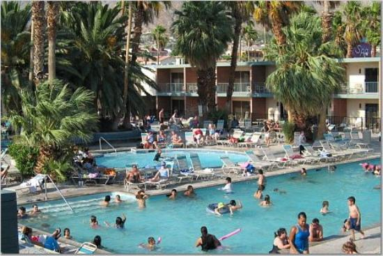 Desert Hot Springs Spa Hotel Photo