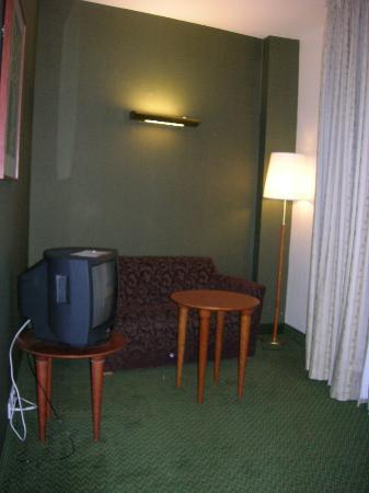 Club Quarters Hotel, Gracechurch: Lounge Area