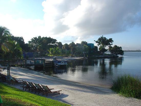 Port Saint Lucie, ฟลอริด้า: Beachfront area