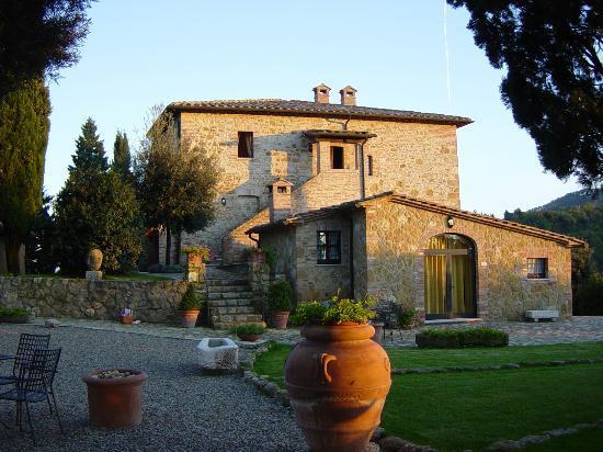 Exterior view of Montorio