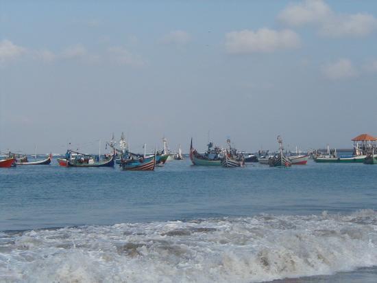 Belmond Jimbaran Puri: imbaran beach