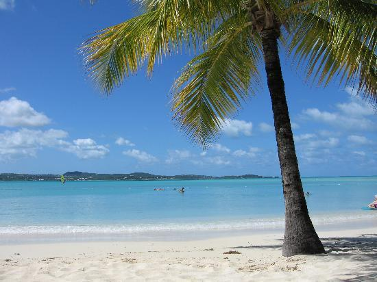 Jumby Bay, A Rosewood Resort : the beach is perfect!