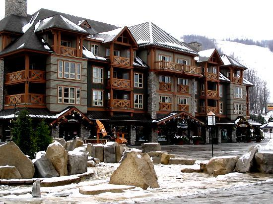 Blue Mountains, Καναδάς: outside picture of Weider Lodge