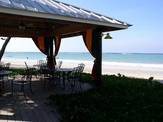 Sandals South Coast : View from Bluefield's