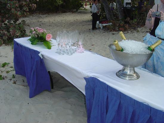 Iberostar Varadero: Champagne anyone !