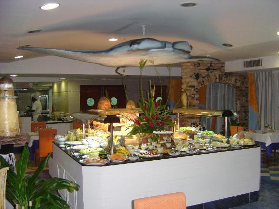 Iberostar Varadero : Mediteranian restaurant