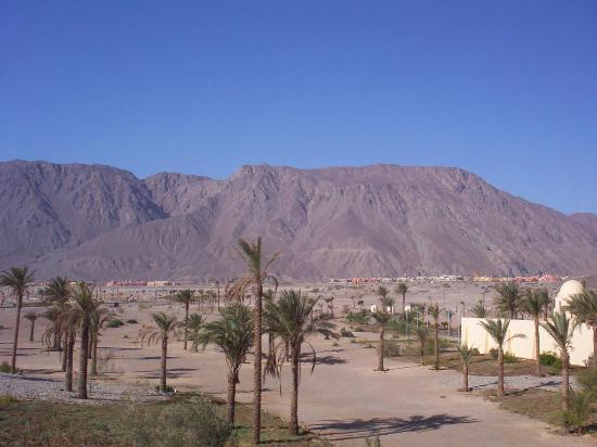 Sofitel Taba Heights : view from front door