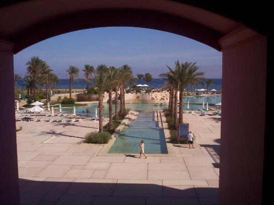 Sofitel Taba Heights : part of pool