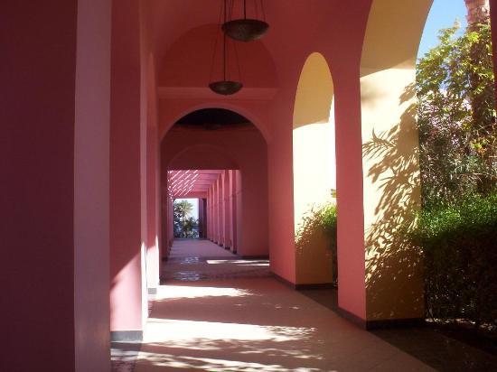 Sofitel Taba Heights: inside hotel