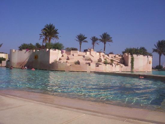 Sofitel Taba Heights : pool island