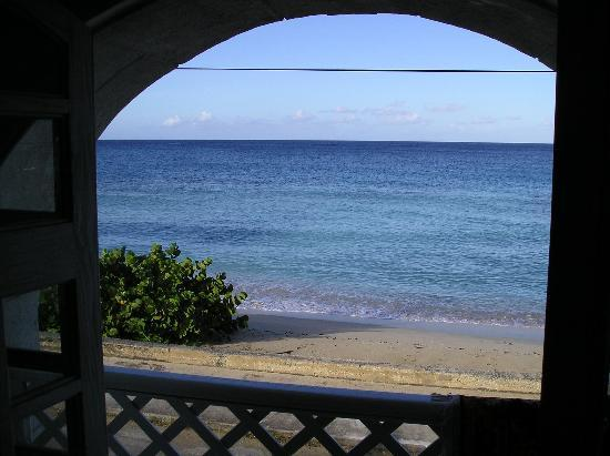 Speightstown, Barbados: Room with a view