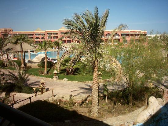 Laguna Vista Beach Resort : View from hotel balcony