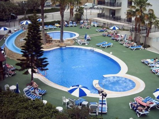 Отель rh corona del mar бенидорм