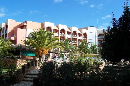 Falesia Hotel: Hotel