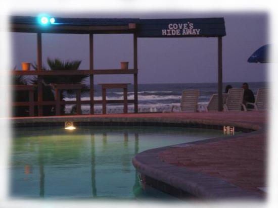 Cove Motel oceanfront heated pool