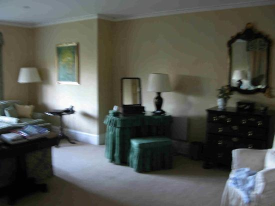 Gidleigh Park : A Room at the Front