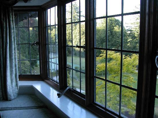 Gidleigh Park : A room with a view