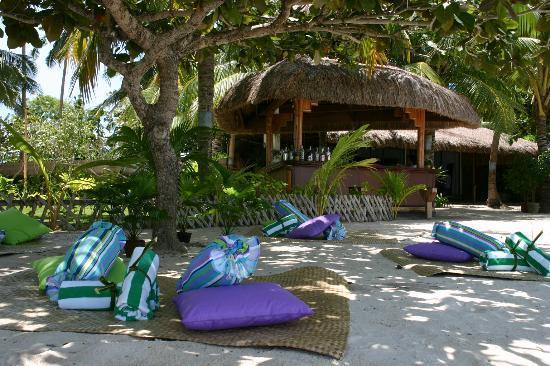 The Ananyana Beach Resort & Spa: just on the beach