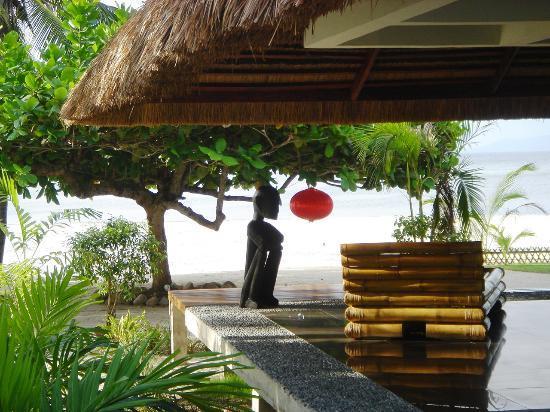 The Ananyana Beach Resort & Spa: more lounge