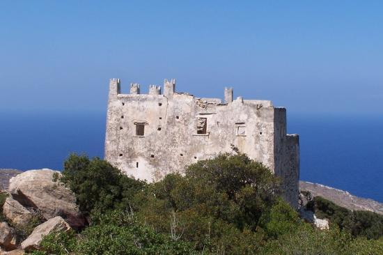 naxos monastery Agias