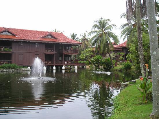 Meritus Pelangi Beach Resort Spa Langkawi The Lake Facing Rooms