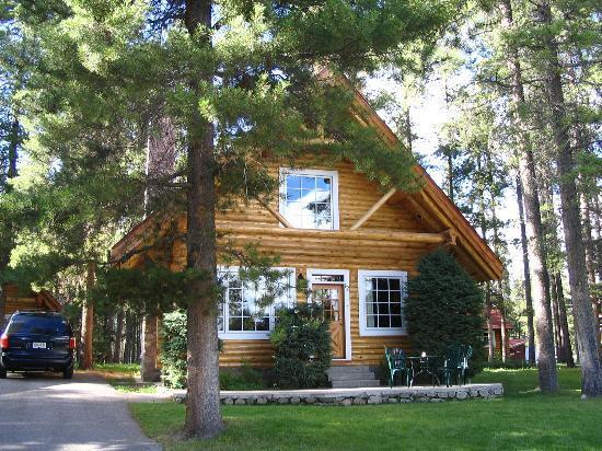 The neighbours foto di alpine village cabin resort for Migliori cabin charter nel sud della california