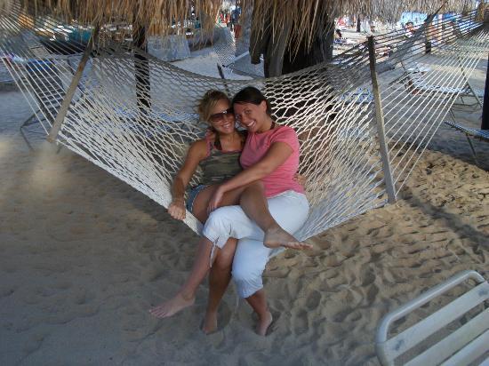 Club Cascadas de Baja: The numerous hammocks... you just can't resist!