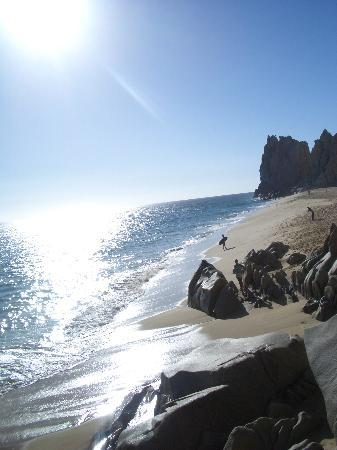Club Cascadas de Baja: Lovers and divorce beach... absolutely Gorgeous! a must see