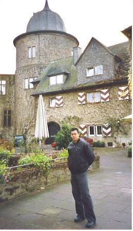 Dornröschenschloss Sababurg: Outside Front of Castle Hotel