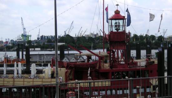 Feuerschiff Ship Hotel: Ship ahoi!