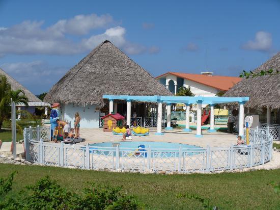 Hotel Playa Pesquero Resort, Suite & SPA: the kids corner