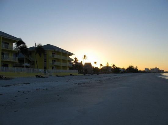 Sandpiper Gulf Resort: Sunrise