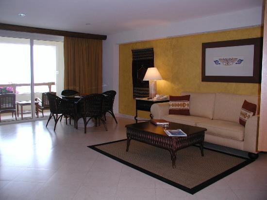 Grand Velas Riviera Nayarit: Living Room