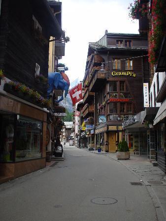 Parkhotel Beau Site: Zermatt