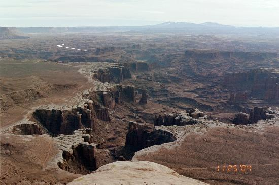 Canyonlands National Park, ยูทาห์: True spirit of the Island in the Sky