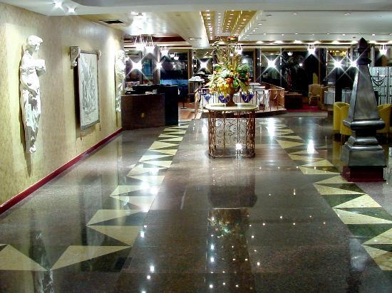 Lobby Hotel Cervantes