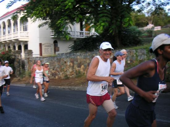 St. John: Runners in the 8 Tuff Miles race 2005