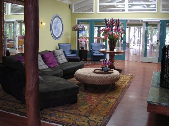 Waianuhea Bed & Breakfast: Common area