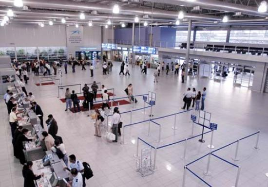 Guayaquil Ticketing Center At The International Airport