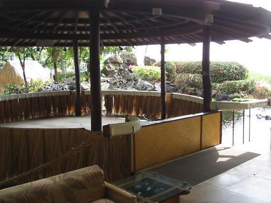 Royal Kona Resort: lobby