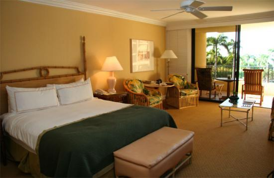Four Seasons Resort Maui at Wailea : Our Room