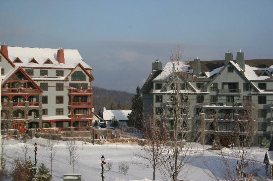 Stratton Mountain, VT : Room with a view