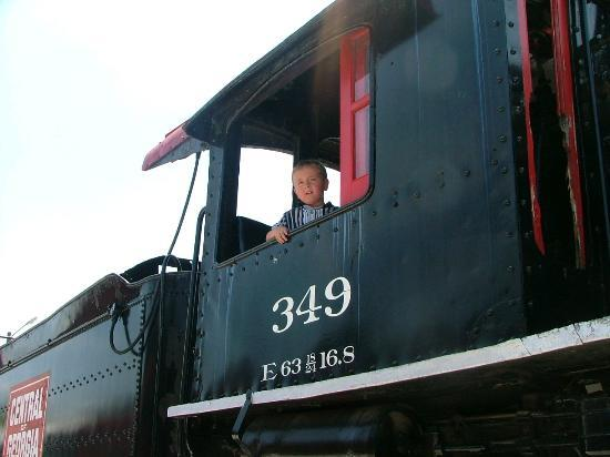Tennessee Valley Railroad (TVR) Photo