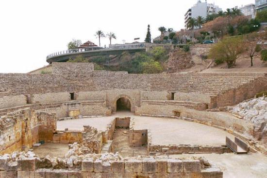 Tarragona, España: Amphitheater