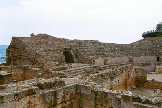 Ταραγκόνα, Ισπανία: Amphitheater