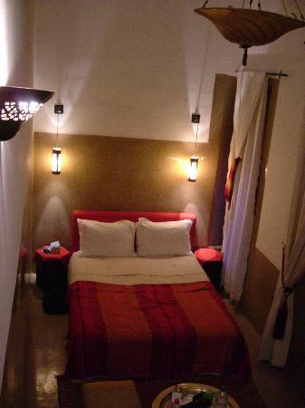 Riad l'Orangeraie: Cinnamon room