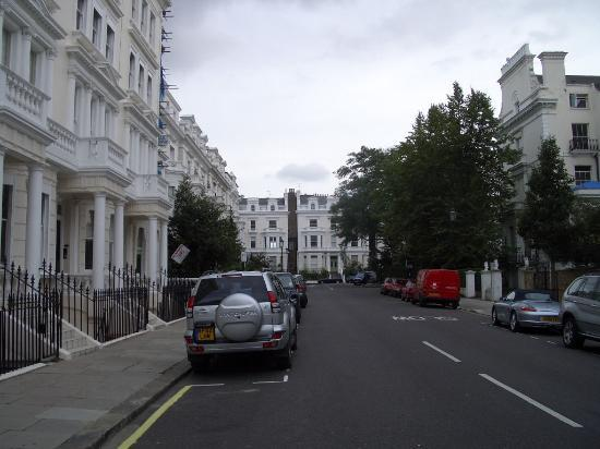 Somerset Hotel Londra